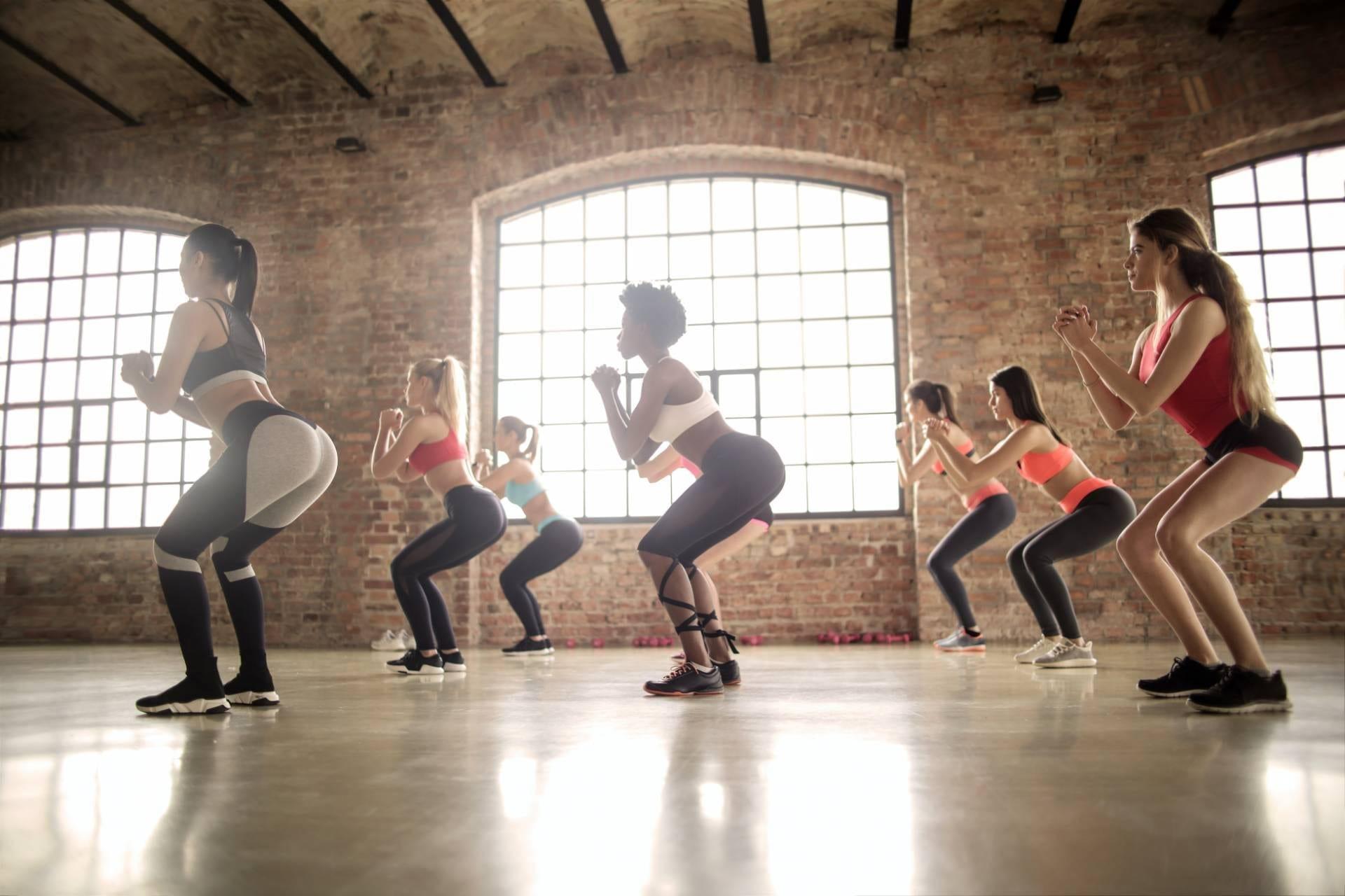Exercise Bum