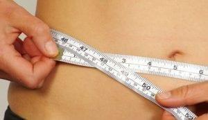 lose stomach fat