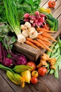 raw foods help prevent cancer