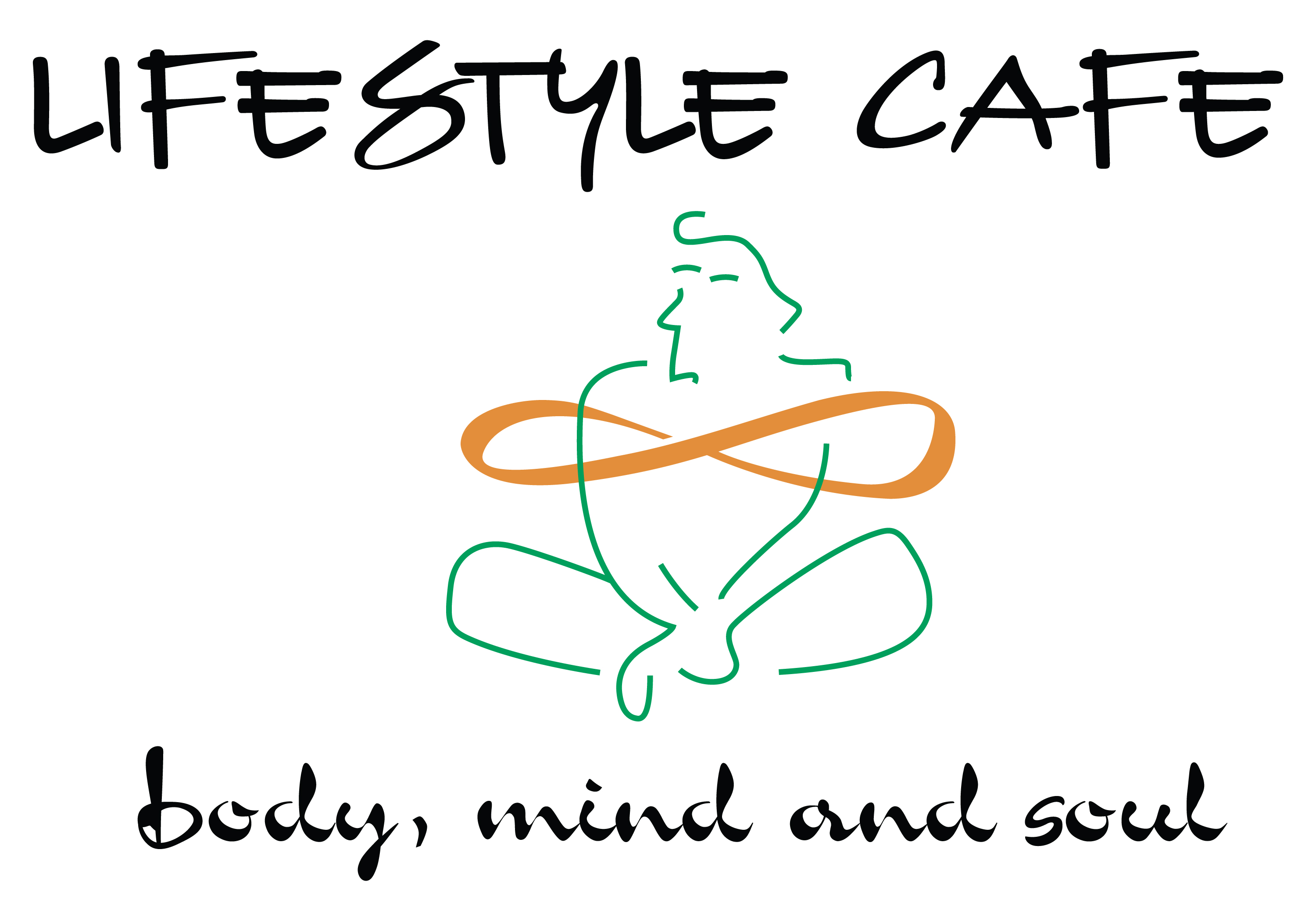 The Lifestyle Cafe Logo