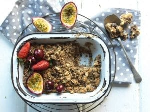 low-carb-almond-crumble