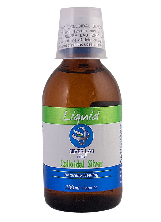 Silverlab Colloidal Silver Liquid