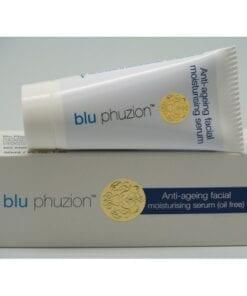 Blu Phuzion - Anti-Aging Facial Moisturiser Serum - Oil Free