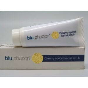 Blu Phuzion Creamy Apricot Kernal Scrub