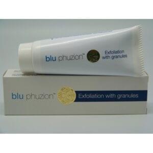 Blu Phuzion Exfoliator with Granules