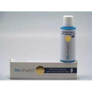 Blu Phuzion - Foaming Cleanser & Toner - Alcohol Free (2 in 1)