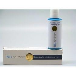 Blu Phuzion Foaming Facial Cleansing Gel