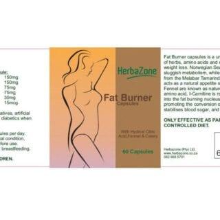Herbazone Fat Burner