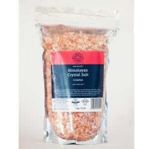 Himalayan Crystal Salt Coarse