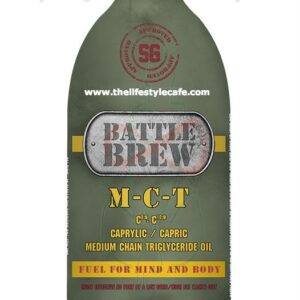 BATTLE BREW M-C-T Oil