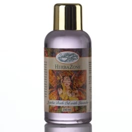 HerbaZone Jojoba Bath Oil