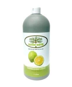 Better Earth Natural Orange and Lemongrass Dishwashing Liquid