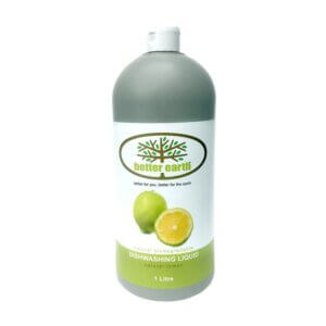 Better Earth Natural Orange and Lemongrass Dishwashing Liquid