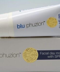 Blu Phuzion Facial Day Moisturiser with SPF15