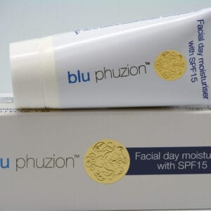Blu Phuzion Facial Day Moisturiser with SPF15