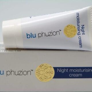 Blu Phuzion Night Moisturising Cream