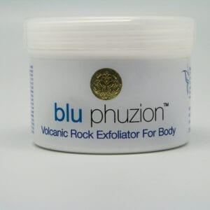 Blu Phuzion Volcanic Rock Exfoliator for Body
