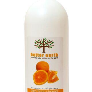 Better Earth Citrus Tile Floor Cleaner