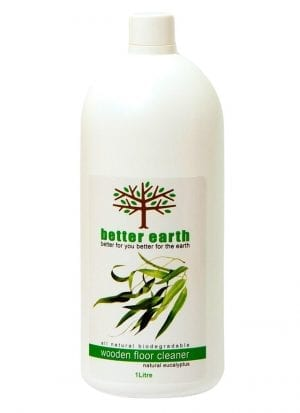Better Earth Eucalyptus Wooden Floor Cleaner