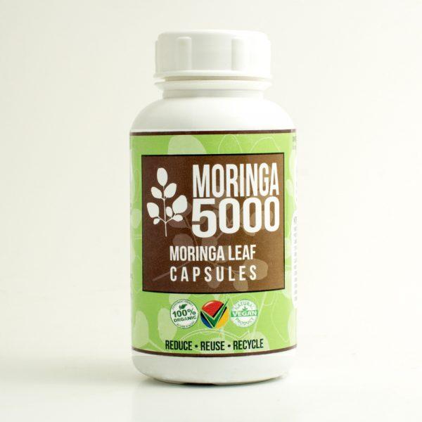 moringa capsules - thelifestylecafe