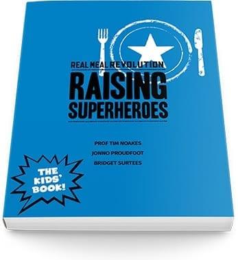 Raising Superheroes