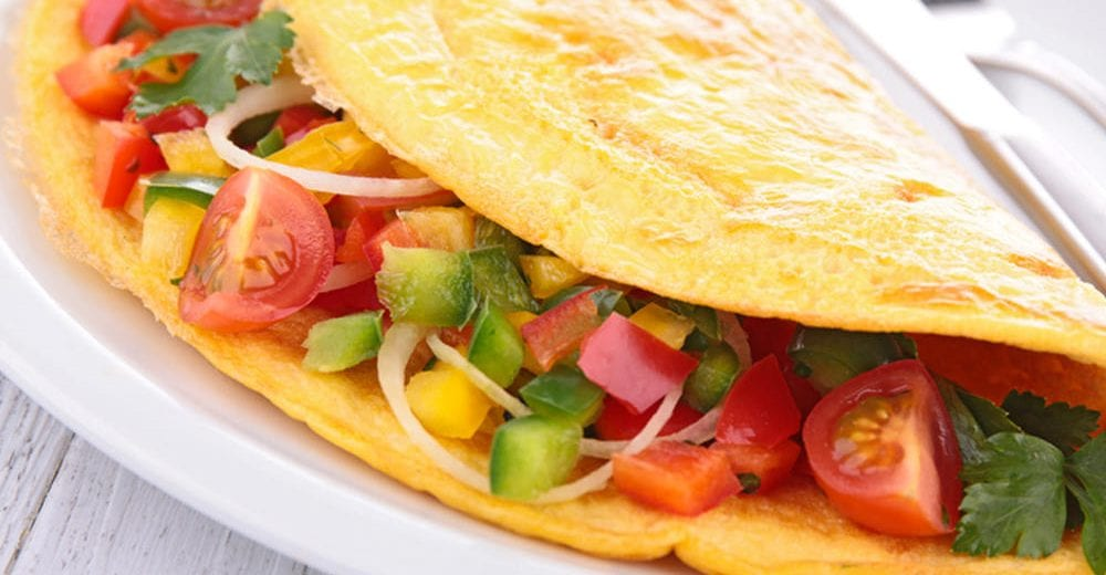 Low-carb Omelette
