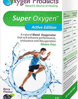 Super Oxygen Active Edition