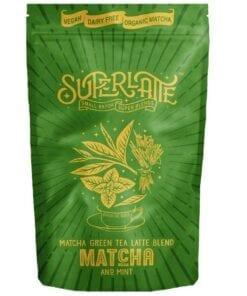 Matcha And Mint Green Tea Latte Blend
