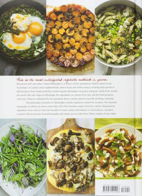 Plenty - Cookbook