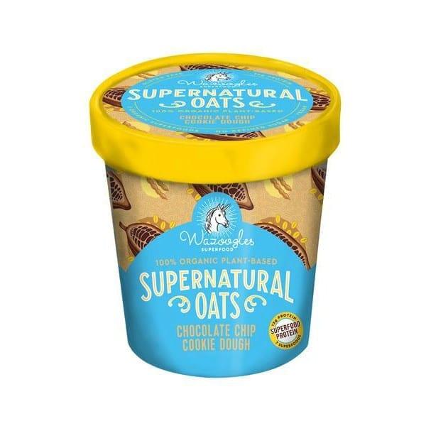 Wazoogles Supernatural Oats - Chocolate Chip Cookie Dough