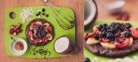 Wazoogles Superfood Coconut and Banana Protein Flapjacks
