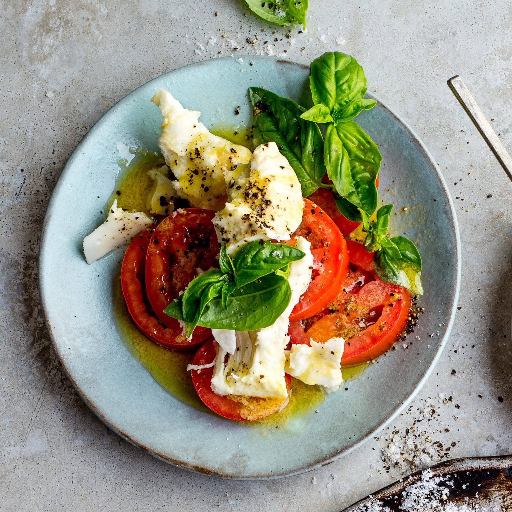 Caprese Salad Low Carb