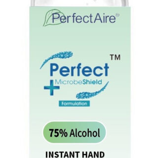 Perfect Microbeshield Instant Hand Sanitizer Gel