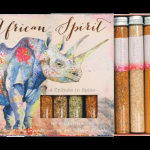 Eat Art African Spirit, 8 Pack