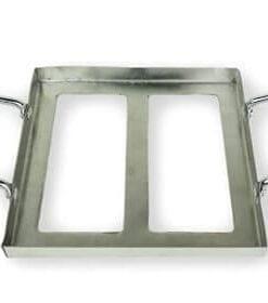 Steel Tray for Himalayan Salt Slab